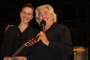 Concert foll'en jazz, Rotary Club de Saint Tropez Theatre de Verdure